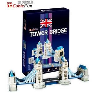 Puzzle 3D Tower Bridge - Cubic Fun