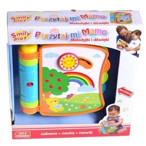 Poczytaj Mi Mamo Książeczka Edukacyjna - Smily Play 0719