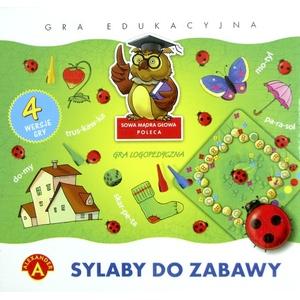 Sylaby do zabawy - Gra edukacyjna Alexander