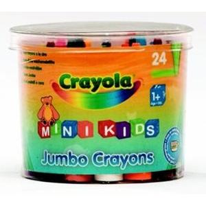 Kredki Świecowe Mini Kids - Crayola