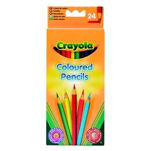 Kredki Ołówkowe 24 Sztuki - Crayola