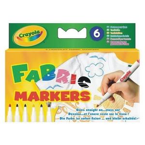 Markery Do Tkanin - Crayola