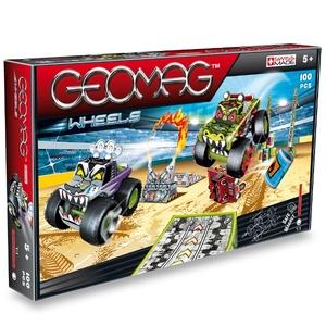 Geomag Wheels Zestaw 100 Elementów - Geomag