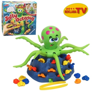 Gra Jolly Octopus - Ravensburger