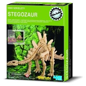 Wykopaliska Stegosaurus - 4M