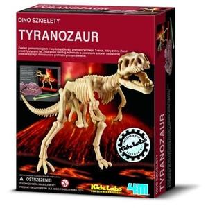 Składany model dinozaura