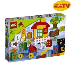 Duplo Zabawa Z Liczbami - Lego