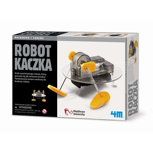 Robot Kaczka - 4M