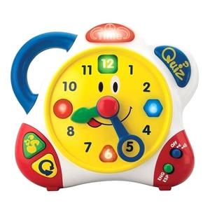 Zegar Edukacyjny Dwujęzyczny - Smily Play