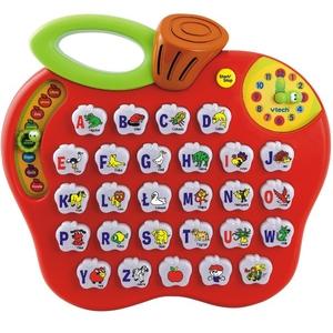 Jabłko Z Literkowym Zoo - Vtech
