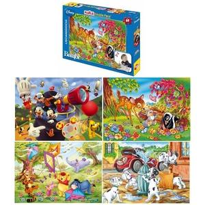 Puzzle Dwustronne Disney - Liscianigiochi