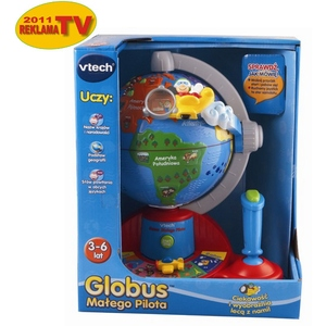 Globus Małego Pilota - VTech