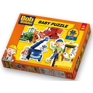 Baby Puzzle Bob Budowniczy - Trefl