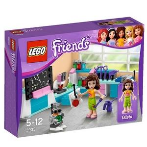 Friends Laboratorium Olivii - Lego