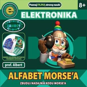 Alfabet Morse'a Profesor Albert - Dromader