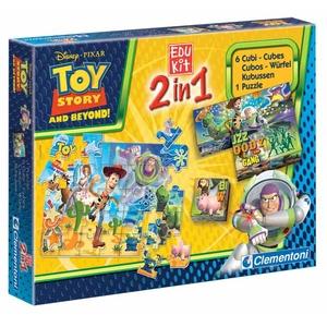 Puzzle I Klocki Toy Story - Clementoni