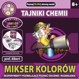 Mikser Kolorów Profesor Albert - Dromader