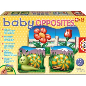 Baby Opposites - Educa