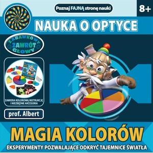 Magia Kolorów Profesor Albert - Dromader