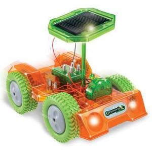 Pojazd Na Baterię Słoneczną - My Baby