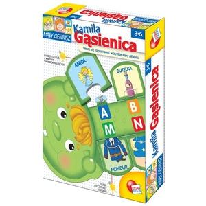 Mały Geniusz Gąsienica - Liscianigiochi