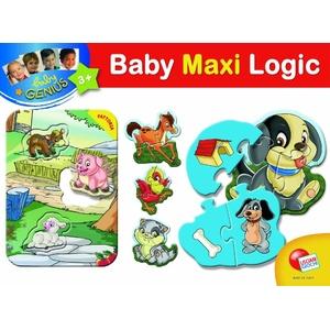 Puzzle Brawo Maxi Logic - Liscianigiochi