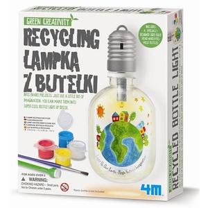 Recykling Lampka Z Butelki - 4M