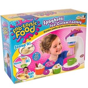 Fabryka Lodowe Spaghetti Fab-Tastic Food - TM Toys