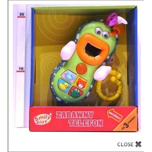 Zabawny Telefon - Smily Play