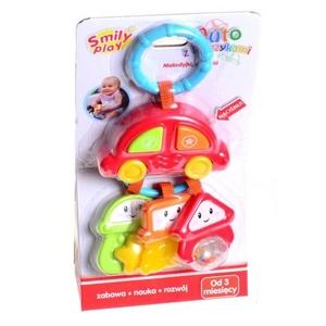 Auto Z Kluczykami - Smily Play