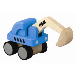 Mała Koparka - Plan Toys