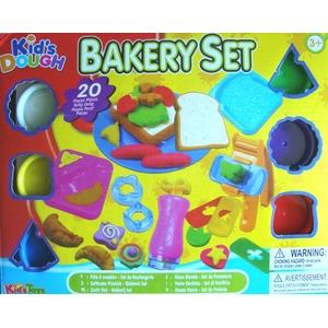 Zestaw kuchenny dla dzieci - Ciastolina