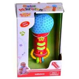 Dziecięcy Mikrofon - Smily Play