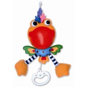 Pozytywka Sprytna Papuga - Smily Play