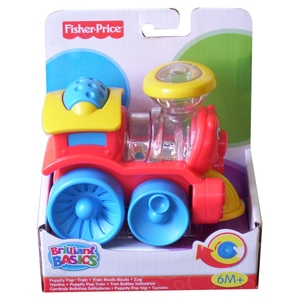 Kolorowa Ciuchcia - Fisher Price