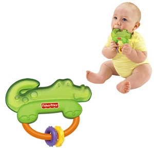 Gryzak Krokodylek - Fisher Price