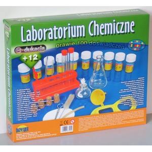 Mały Chemik 100 doświadczeń - Dromader