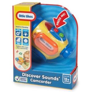 Kamerka Muzyczne Odkrycia - Little Tikes
