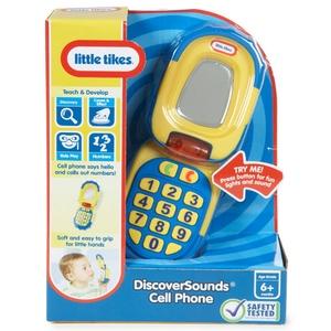 Niebieski Telefon Muzyczne Odkrycia - Little Tikes