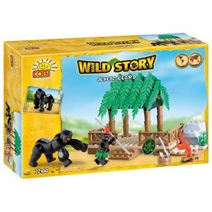 Wild Story Chatka W Dżungli - Cobi