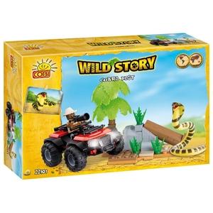 Wild Story Gniazdo Kobry - Cobi