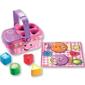 Edukacyjny Piknik Wesołych Dźwięków - Fisher Price