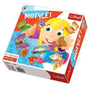 Gra Motyle - Trefl