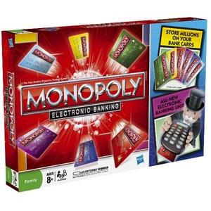 Gra Monopoly Electronic Banking - Hasbro