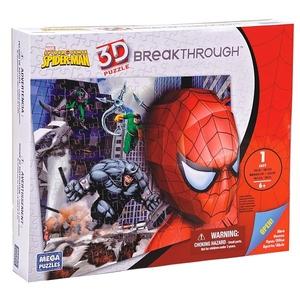 Puzzle 3D Spiderman Poziom 1 - Mega Bloks