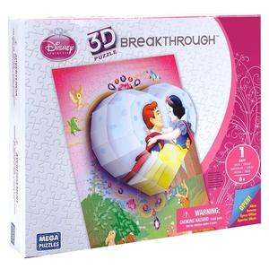 Puzzle 3D Księżniczka Serce Poziom 1 - Mega Blocks