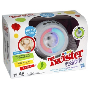 Gra Twister Dance - Hasbro
