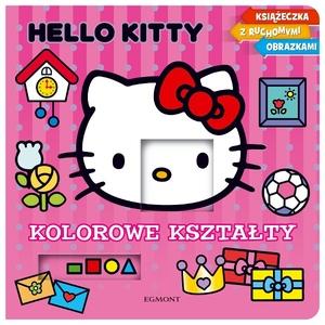 Książka Hello Kitty Kolorowe Kształty - Egmont
