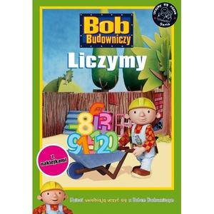 Książka Bob Budowniczy Liczymy - Egmont