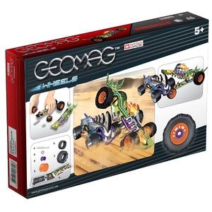 Geomag Wheels Zestaw 44 Elementów - Geomag